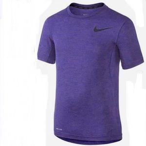 Nike DriFiT Gym Shirt Short-sleeve Crew